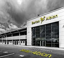 Burton Albion F.C by mhfore