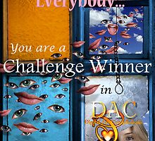 DAC Challenge Win Banner by billyboy