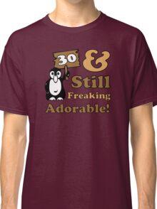 Cute 30th Birthday Gift For Women Classic T-Shirt