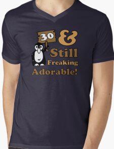 Cute 30th Birthday Gift For Women Mens V-Neck T-Shirt