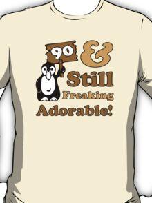 Cute 90th Birthday Gift For Women T-Shirt