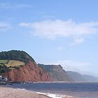 Sidmouth in Devon by Andy Coleman