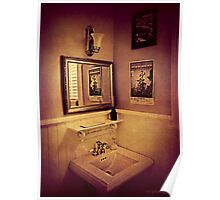 The Powder Room Poster