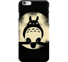 Moonlight Totoro iPhone Case/Skin