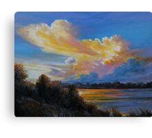 Irish sky III Canvas Print