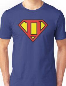 Super Initials Tee - D Unisex T-Shirt
