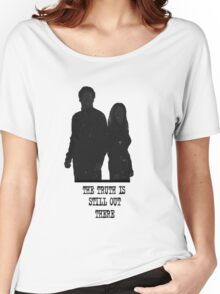 The Truth is Still Out There Women's Relaxed Fit T-Shirt