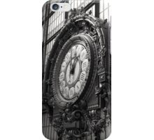old station clock iPhone Case/Skin