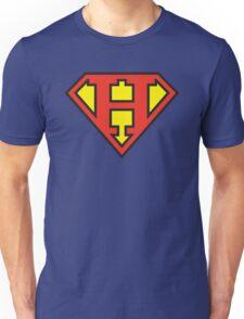Super Initials Tee - H Unisex T-Shirt