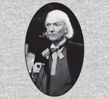 William Hartnell Shirt (1st Doctor) by Merwok