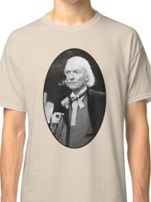 William Hartnell Shirt (1st Doctor) Classic T-Shirt