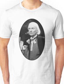 William Hartnell Shirt (1st Doctor) Unisex T-Shirt