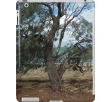 Windswept Trees by the Sea iPad Case/Skin