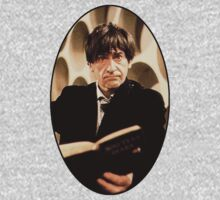 Patrick Troughton Shirt (2nd Doctor) by Merwok