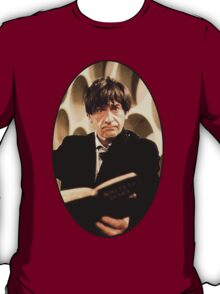 Patrick Troughton Shirt (2nd Doctor) T-Shirt