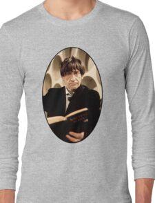 Patrick Troughton Shirt (2nd Doctor) Long Sleeve T-Shirt