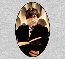 Patrick Troughton Shirt (2nd Doctor) Hoodie