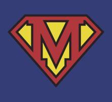 Super Initials Tee - M by NerdUniversitee