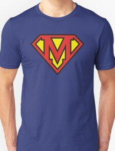 Super Initials Tee - M Unisex T-Shirt