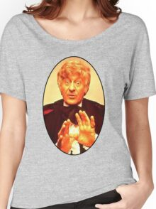 John Pertwee (3rd Doctor) Women's Relaxed Fit T-Shirt