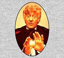 John Pertwee (3rd Doctor) Hoodie