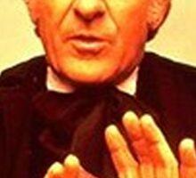 John Pertwee (3rd Doctor) Sticker