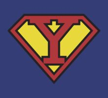 Super Initials Tee - Y by NerdUniversitee