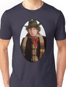 Tom Baker (4th Doctor) Unisex T-Shirt