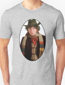 Tom Baker (4th Doctor) Unisex T-Shirt