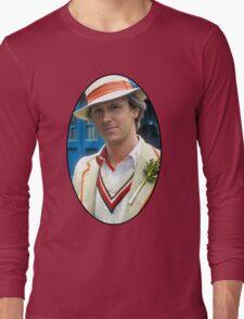 Peter Davison (5th Doctor) Long Sleeve T-Shirt