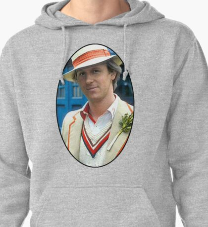Peter Davison (5th Doctor) Pullover Hoodie