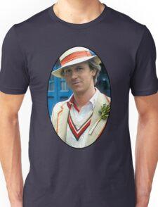 Peter Davison (5th Doctor) Unisex T-Shirt