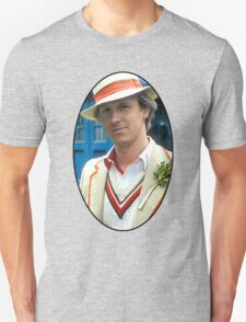 Peter Davison (5th Doctor) Unisex T-Shirt
