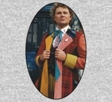 Colin Baker (6th Doctor) by Merwok