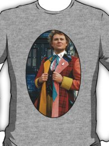 Colin Baker (6th Doctor) T-Shirt