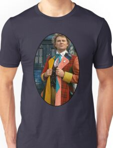 Colin Baker (6th Doctor) Unisex T-Shirt