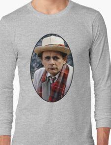 Sylvester McCoy (7th Doctor) Long Sleeve T-Shirt