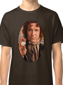 Paul McGann (8th Doctor) Classic T-Shirt