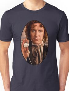 Paul McGann (8th Doctor) Unisex T-Shirt