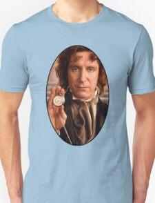 Paul McGann (8th Doctor) Unisex T-Shirt