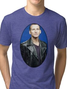 Christoper Eccleston Tri-blend T-Shirt