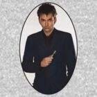 David Tennant (10th Doctor) by Merwok