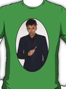 David Tennant (10th Doctor) T-Shirt