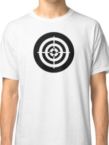 Bullseye Ideology Classic T-Shirt