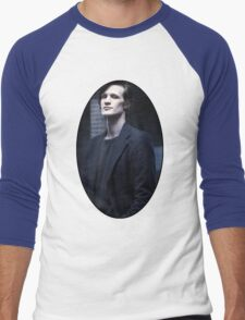 Matt Smith (11th Doctor) Men's Baseball ¾ T-Shirt