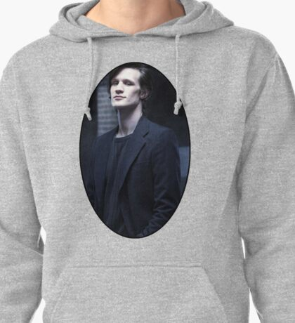 Matt Smith (11th Doctor) Pullover Hoodie