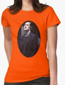Matt Smith (11th Doctor) Womens Fitted T-Shirt