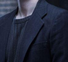 Matt Smith (11th Doctor) Sticker