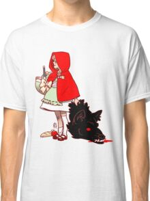 Little Red Hood Classic T-Shirt
