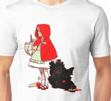 Little Red Hood Unisex T-Shirt